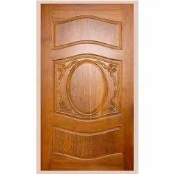 Wood Wooden Carved Door