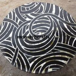 Stone Mosaic Tables