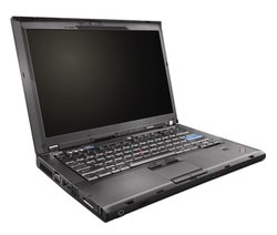 Black Core To Due Used LENOVO T 400, 2 Gb