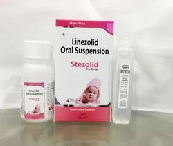 Critcal Care Stezolid Linezolid Oral Suspension, 100 Mg, Packaging Size: 30ml