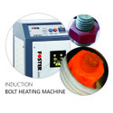 Induction Bolt Heating Machine