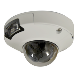 Hikvision HD1080p Turret Dome Camera, Vision Type: Day & Night, Max 4 W