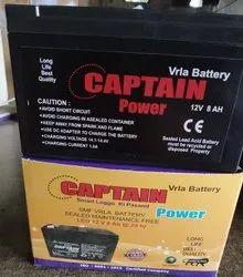 12vt 7.5ah Battery  supre power