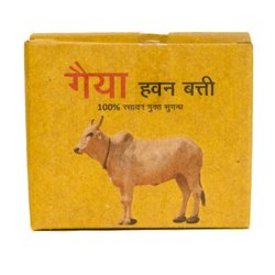 Cow Dung Dhoop