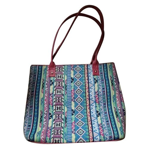 factory price excellent quality excellent quality Ladies Casual Printed Leather Handbag