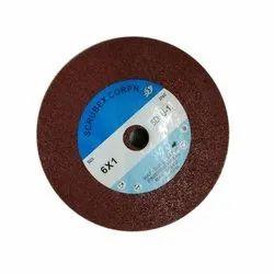 Non Woven Scrubex Finishing Wheel, Packaging Size: 10