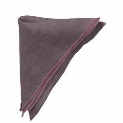 Plain Square High Quality Table Linen Placemats, 1, Size: 50x50cm