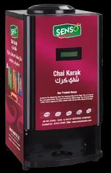 Three Option Karak Tea Vending Machine
