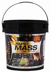 Rapid Mass 5 kg / 11 lbs, Packaging Type: Bucket