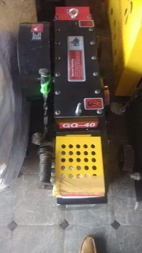 GQ 40-H Bar Cutting Machine