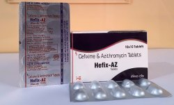 Cefixime & Azithromycin Tablet