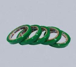 Roll Water Proof Green BOPP Tape