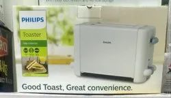 800W Philips Toaster, For Home, Number Of Slices: 2