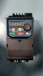 Bharat Bijlee 3 HP 1phase 230v VFD BL50-202P2-H1F-E20