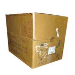 Second hand Corrugated Box