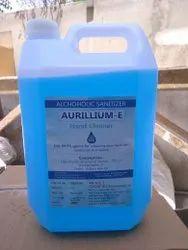 Aurillium-E Alcoholic Sanitizer