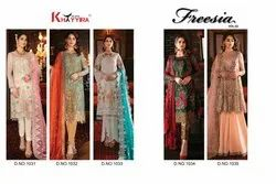 Khayyira Suits Freesia Vol 02 Pakistani Suit