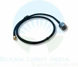 RF Cable Assemblies N Male to RP SMA Male in LMR 240