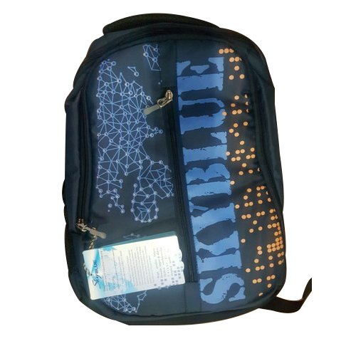 722276a048 Polyester Printed School Bag
