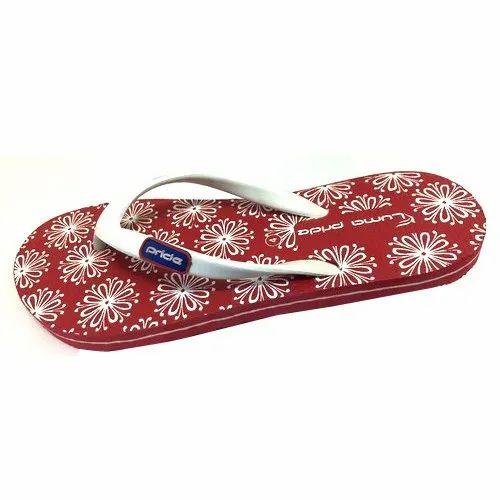 937a8b0d9085f Ladies PU Slipper, Packaging Type: Packet, Rs 80 /pair | ID: 20513880462