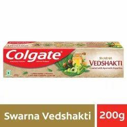 Paste Cool Mint Colgate Vedshakti 7.05 Ounce (200gm)