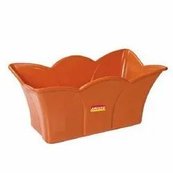 Plastic Crown Planter
