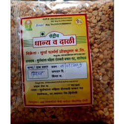 Surya Yellow 500 g Toor Dal, High in Protein, Packaging Type: Packets