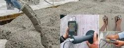 Concrete NDT Testing