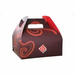 Paper Bakery Packaging Box