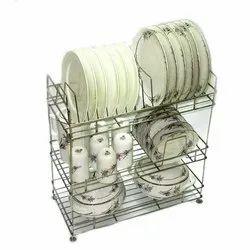 3 Shelves Stainless Steel Kitchen Racks