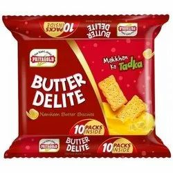 12Month Sweet And Salty Priyagold Butter Delite Biscuits, Packaging Type: Parle
