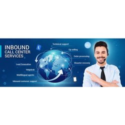 Domestic Inbound Call Center Services, in Pan India