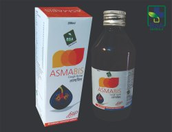 Asmabis Cough Syrup, Bottle Size: 200ml