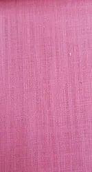 Cotton slub linen shirting fabric