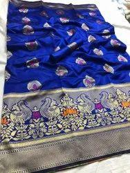 Thankar Festive Wear Rich Pallu N Rich Heavy Jequard work Border Saree
