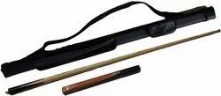 Combo SnooKer One Quarter Cue With Hard Cue Case