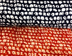 Multicolor Cotton Printed Fabric For Kurti, For Garments