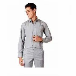 UB-SHI-AUTO-08 Grey Uniform Shirt