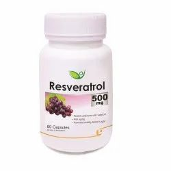 Resveratrol Capsules At Best Price In India