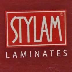 Glossy Sunmica Stylam Laminate, For Furniture, Thickness: 1mm