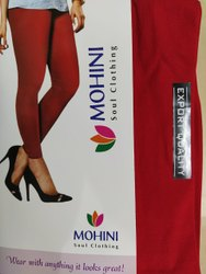 Mohini Premium Export Quality Leggings, Size: Free Size