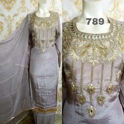 Upada Silk Suit