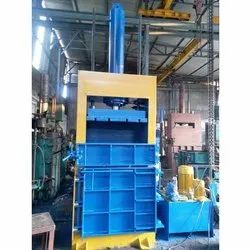 Hydraulic Single Box Baling Press Machine