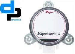 Dwyer MS -121 Magnesense Differential Pressure Transmitter