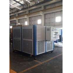 Shree Refrigerations Three Phase Process Chiller, Capacity: 1 TR to 40 TR, Automation Grade: Automatic
