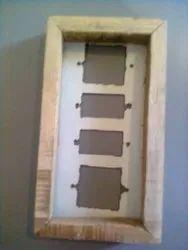 Wooden Switch Board