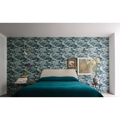 Pvc Bedroom Wallpaper