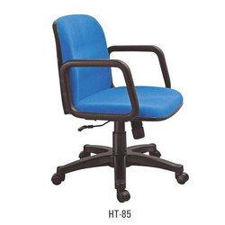 Low Back Blue Executive Chair