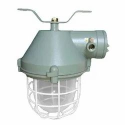80w To 400w LED Flameproof Well Glass Luminaire