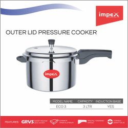 Pressure Cooker (ECO 3)